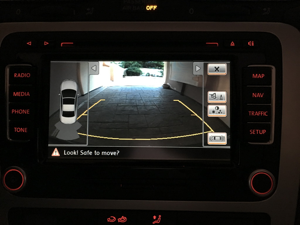 RNS Systems - VW RVC Retrofit